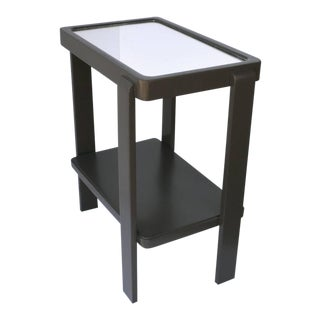 1930s French Art Deco Side Table For Sale