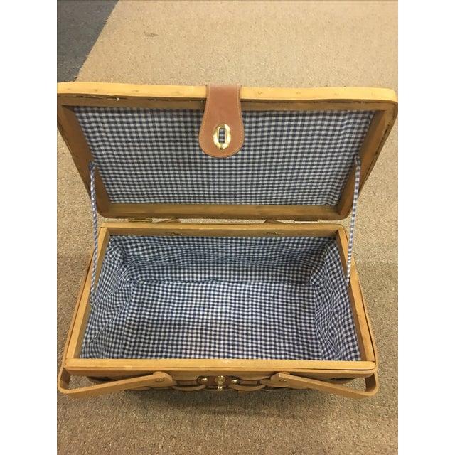 Vintage Picnic Basket - Image 11 of 11
