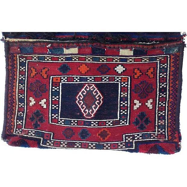 Turkish Wool Saddlebag - Image 2 of 6