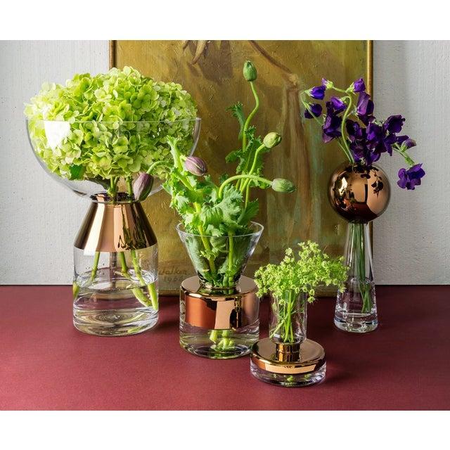 Contemporary Tom Dixon Tank Vase Medium For Sale - Image 3 of 5