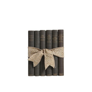 Vintage Decorative Book Gift Set: Shakespeare in Charcoal