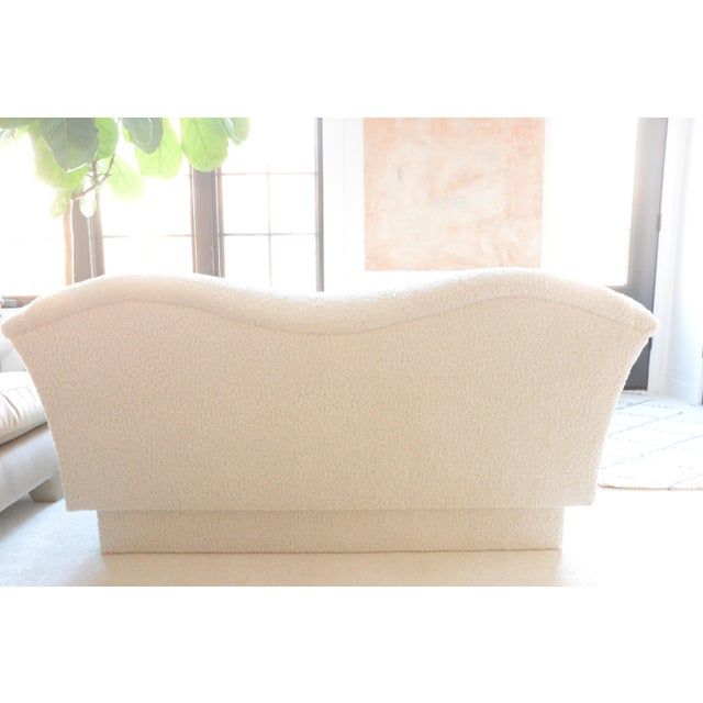 Directional Vladimir Kagan Loveseat by Directional For Sale - Image 4 of 5