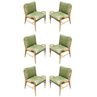 John Keal for Brown Saltman Dining Chairs - Set of 6