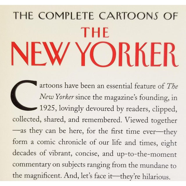 Americana The Complete Cartoons of the New Yorker For Sale - Image 3 of 10