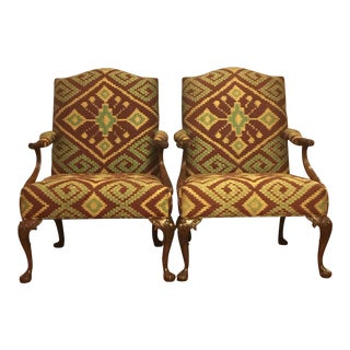 Erwin-Lambeth Occasional/Side Chairs - a Pair