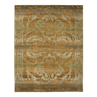 Legacy Collection - Customizable Sage Rug (6x9) For Sale