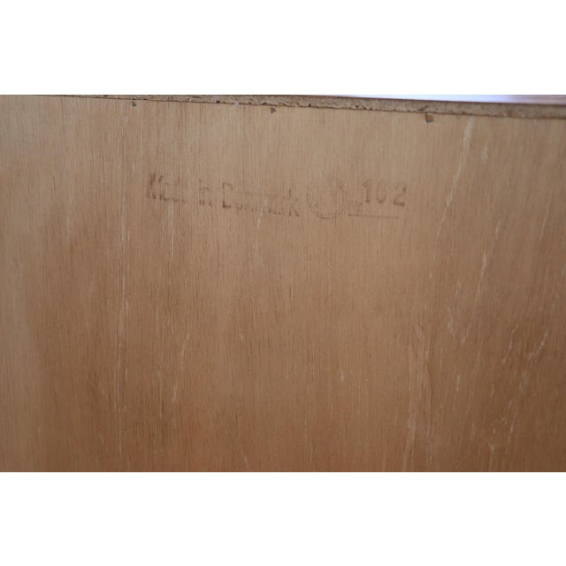 Danish Modern Teak Dresser For Sale In Chicago - Image 6 of 7