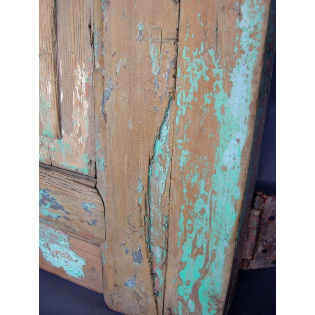 Pair of Antique 19th Century Painted Portons - Large Doors - Image 7 of 9