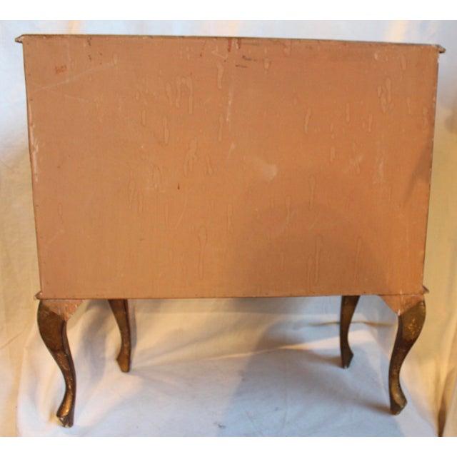 Vintage Italian Gilt Wood Dresser - Image 10 of 11