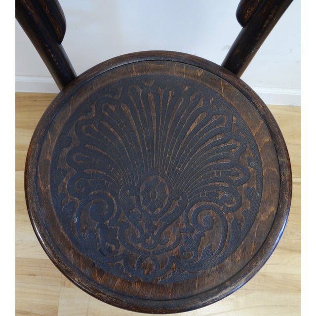 Bentwood Youth Chair - Image 4 of 4