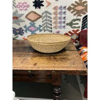 Vintage Cherokee Centerpiece Fruit Basket Preview