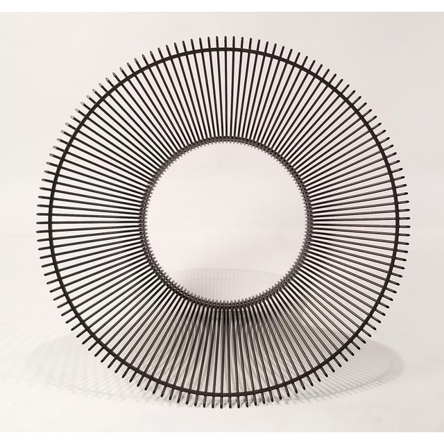 Contemporary Early Warren Platner Bronze Coffee Table by Knoll, 1966 For Sale - Image 3 of 8