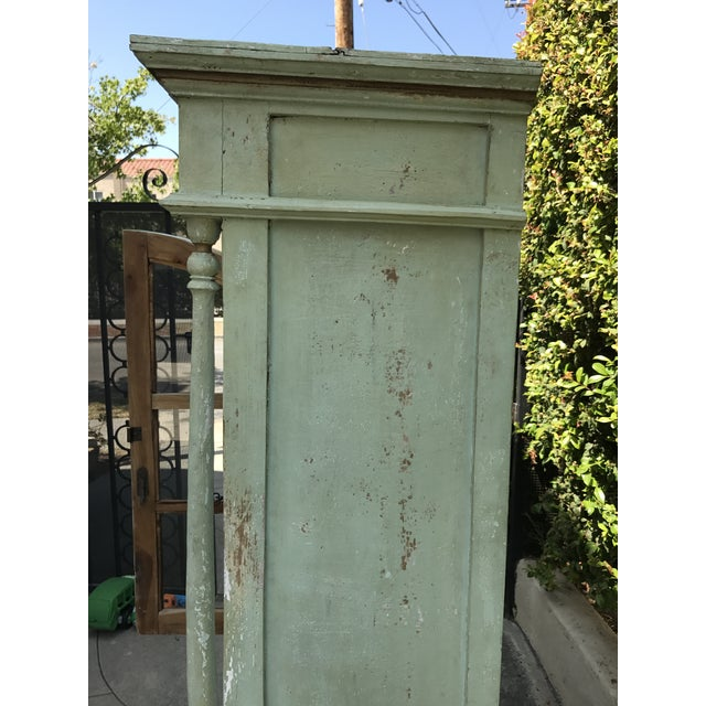 Green Shabby Chic Cabinet - Image 7 of 11