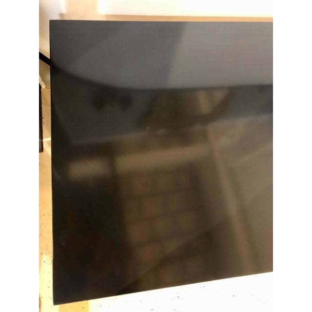 Mid-Century Modern Milo Baughman Vanity Desk For Sale In New York - Image 6 of 13