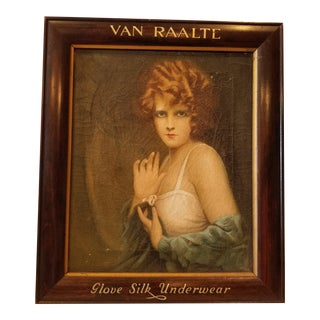 Mercantile Raalte Display Sign For Sale