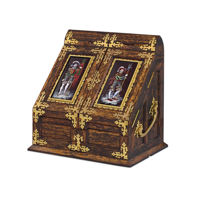Tiffany & Co. Coromandel Writing Box For Sale In New Orleans - Image 6 of 6