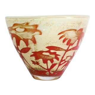 Kosta Boda Glass Bowl-Artists Choice