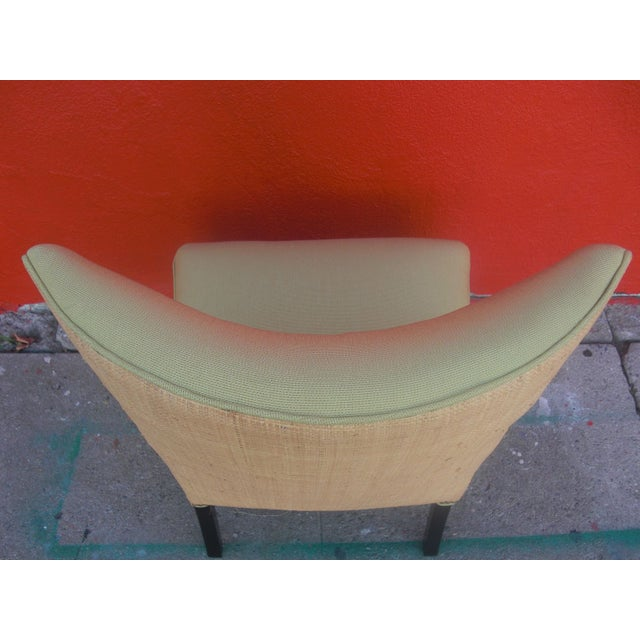 1960's Custom Upholstered Chair - Image 6 of 8