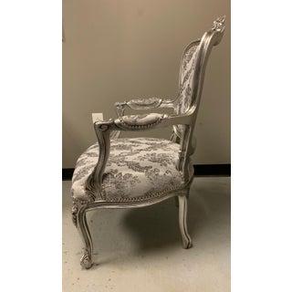 Modern Louis XV Arm Chair Preview