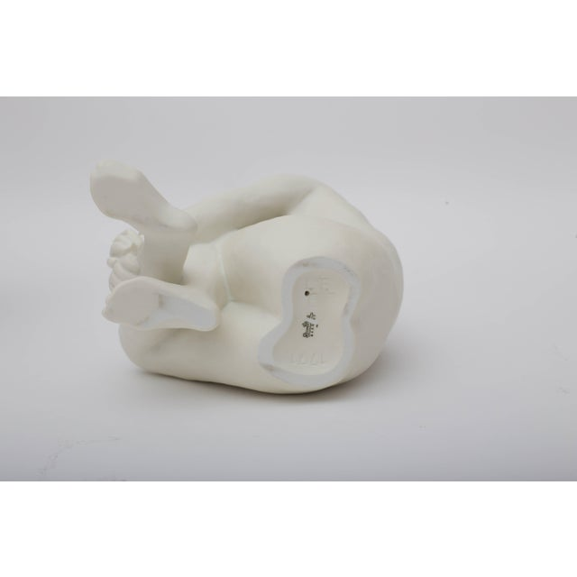 Figurine Sculpture of Nude Female by Frederich Gronau for Rosenthal For Sale In West Palm - Image 6 of 7