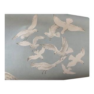 Sanderson Vintage Collection II Seagulls Wallpaper For Sale