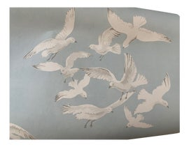 Image of Dove Gray Wallpaper