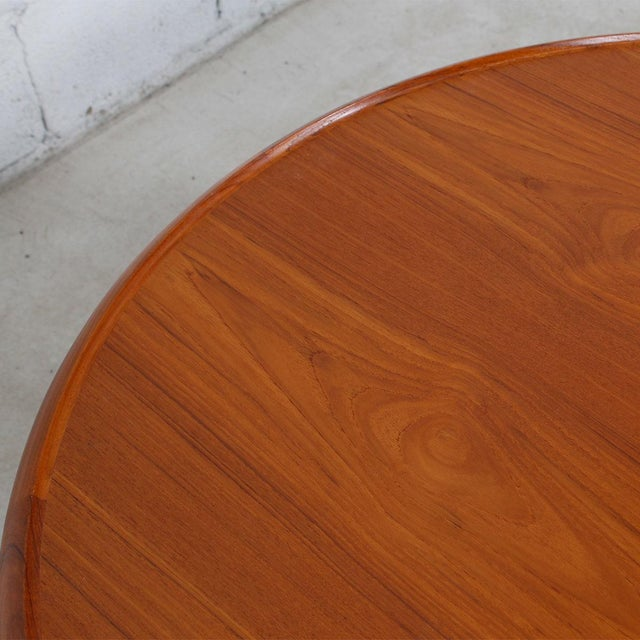 Danish Modern Teak Finn Juhl Style Reversible Coffee Table - Image 3 of 10