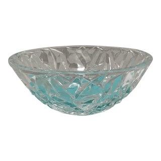 Tiffany Rock Cut Crystal Bowl