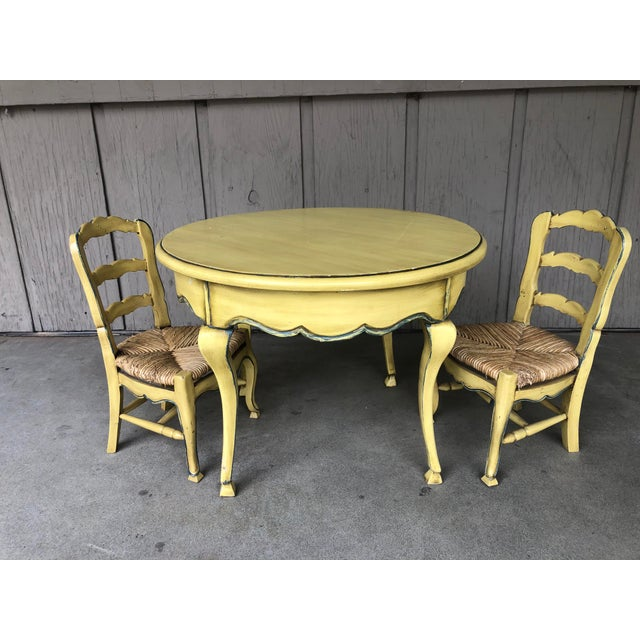 Vintage Child's Dining Set - 3 Pieces For Sale - Image 13 of 13