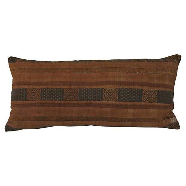 Silk Hill Tribe Lumbar Pillow - Image 1 of 4