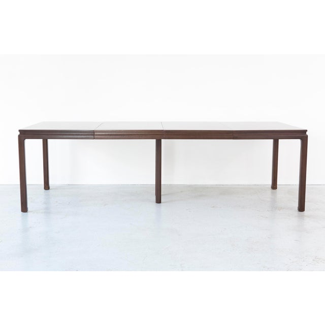 Edward Wormley for Dunbar Extending Dining Table - Image 5 of 8