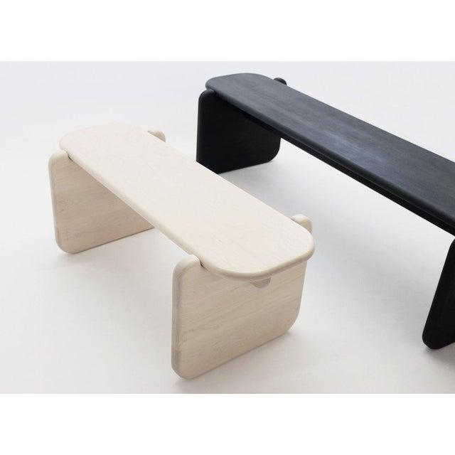 Radnor Loïc Bard Bone Bench For Sale - Image 4 of 8