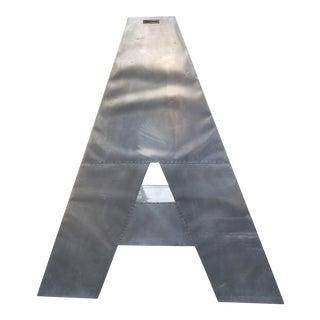 """Timothy Oulton Metal """"A"""""""