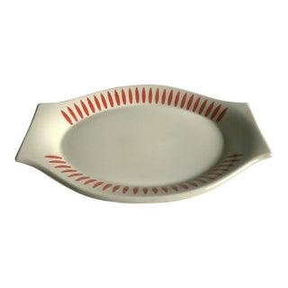 Mid Century Paul McCobb Platter For Sale