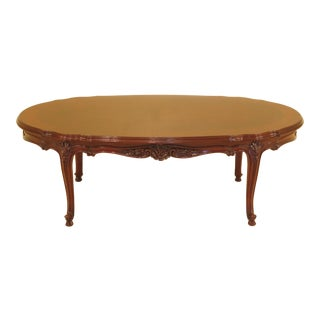 French Louis XV Karges Coffee Table For Sale