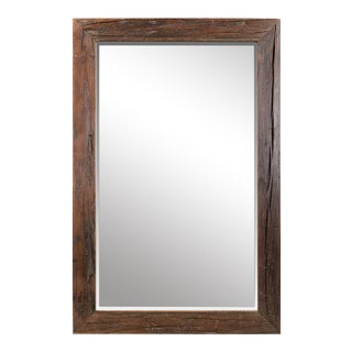 Sleeper Wood Mirror Frame