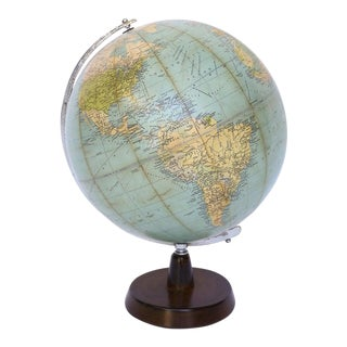Philips' Challenge Globe, Copyright, 1960 For Sale