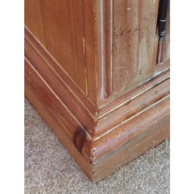 Thomasville Santiago Entertainment Center / Armoire For Sale - Image 10 of 11