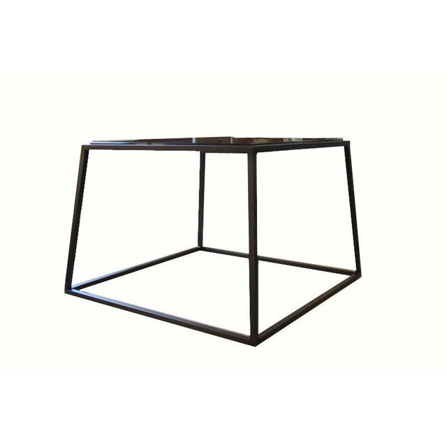 Customizable Richard Glass Top Table - Image 10 of 10