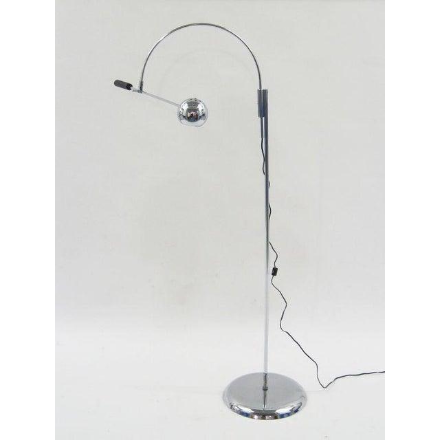 Orbiter floor lamp by Robert Sonneman - Image 5 of 11