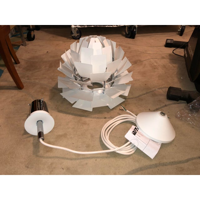 BRAND NEW Original Louis Poulsen Artichoke Pendant light. All original wiring and assembly parts included. Designed in...