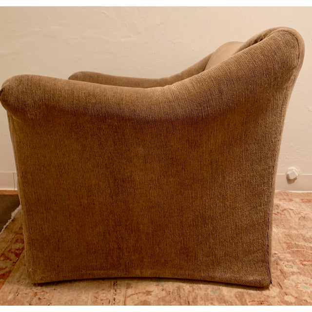 Contemporary 1970s Vintage Mario Bellini for Cassina Italian 685 Armchair- A Pair For Sale - Image 3 of 13