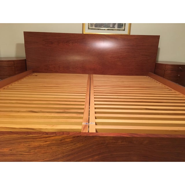 Maurice Valency King Size Bed & Two Night Stands - Image 11 of 11