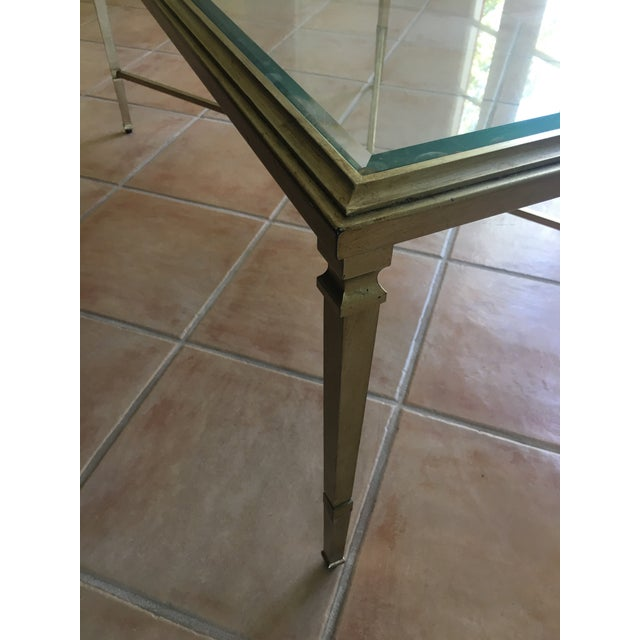 Modern Ethan Allen Heron Coffee Table For Sale - Image 3 of 4