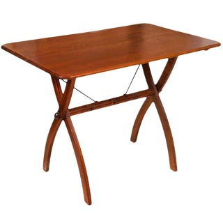Cherry Coaching Table For Sale