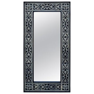 Moroccan Rectangular Mirror For Sale