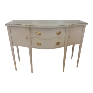 Hepplewhite Hickory Chair Company Sideboard For Sale