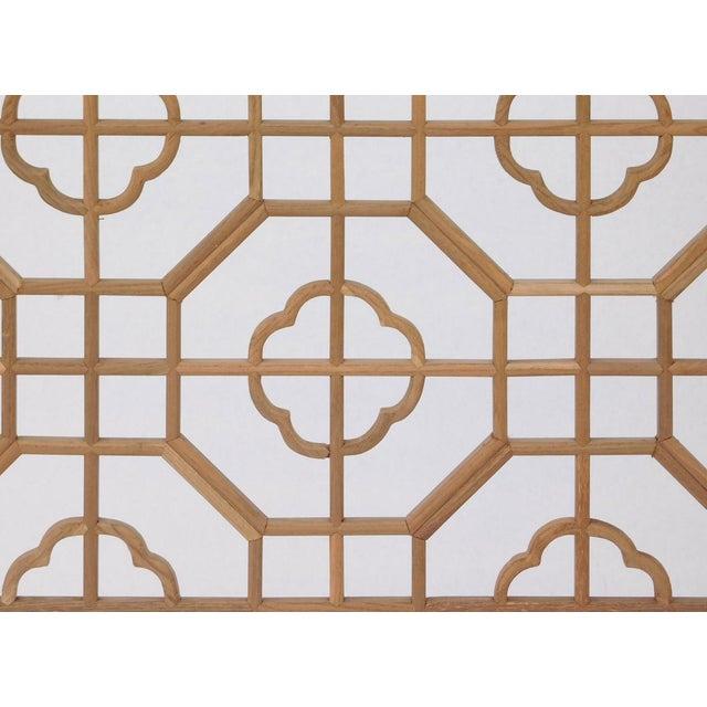 Chinese Geometric Wall Panel - Image 2 of 5