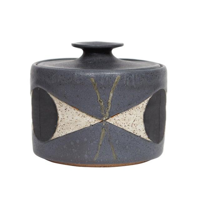 Modern Matthew Ward Fields Jar For Sale - Image 3 of 3
