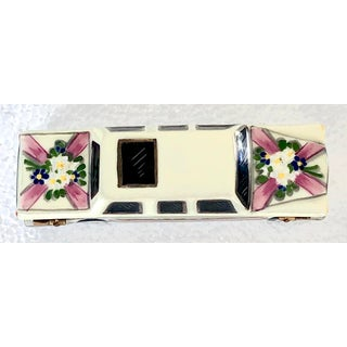 """Vintage Limoges Box """"Just Married"""" By, Rochard Preview"""